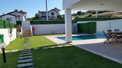 Photo for Furnished Villa with Pool and Garden  ++Your Holiday Home from Home++