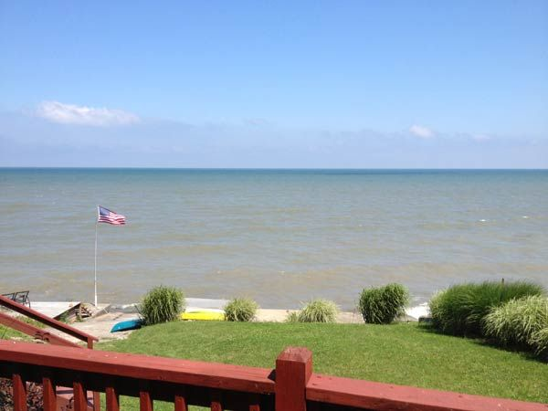 Beautiful Waterfront Lake Erie Home