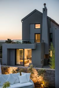 Photo for Modern brand new 5 bedrooms villas, in a great setting facing mountains and sea