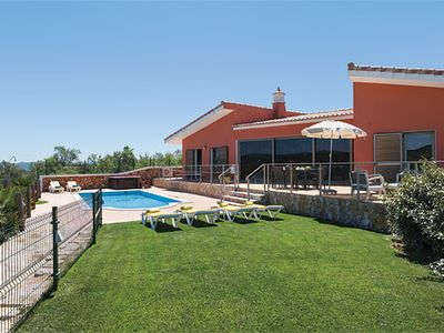 Photo for Tranquil well-located 3BR villa with a hot-tub, nice gardens and amazing views