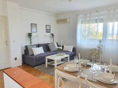 Dositejeva Urban Downtown-2 bedroom-terrace-central