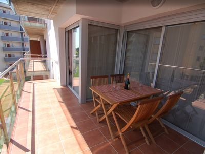 Photo for LES MARINES MESTRAL 2-4 - REF: 63669 - Apartment for 6 people in Rosas / Roses