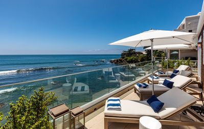 Photo for Victoria Point- Oceanfront Home Designed by RH