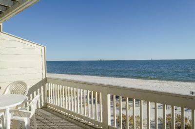 Photo for Sand Bar S3 - Great 3 Bedroom Gulf Front Townhome in Ft. Morgan Townhomes, Sleeps 6