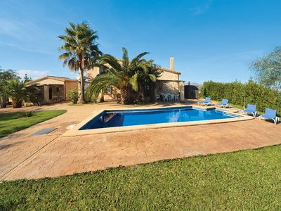 Photo for Villa Can Soler I: Large Private Pool, A/C, WiFi
