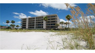 Photo for Come Enjoy a Lovely Piece of Florida Paradise In a Quiet Community on the Beach!