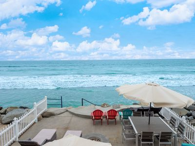 Gorgeous Spacious New 4 Bedroom Beach House Right on the Sand!