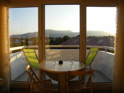 Photo for STUDIO 01 Holiday rental in Obernai in Alsace panoramic mountain view