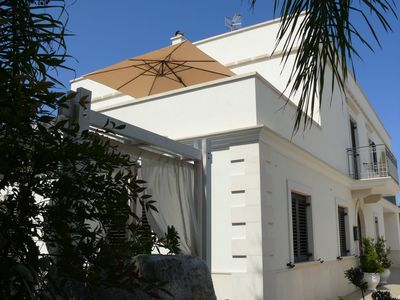 Photo for Casa Gentile - Villa with Garden 500m from the Sea