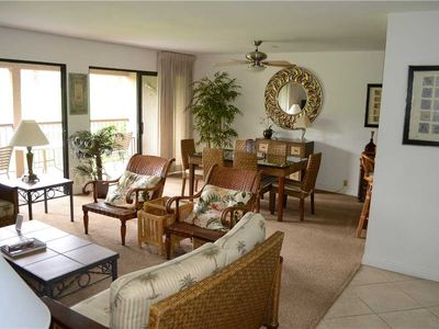Photo for Resort Amenities included in this spacious Condo, just two blocks from El Paseo