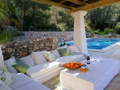 Photo for ARE YOU LOOKING FOR PRIVACY? - SPACIOUS VILLA WITH POOL IN THE VALLEY OF ATZARÓ