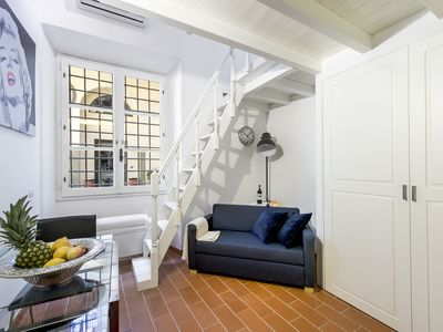 Apartment Tiny Duomo in Florence, intimate pied-à-terre in the hear of the city