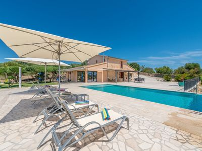 Photo for SON VADOR - Villa with private pool in Santa Margalida.