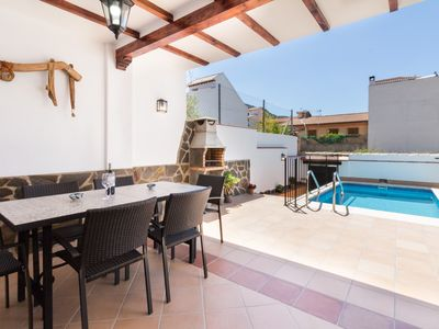 Photo for House with pool, barbecue and free wifi