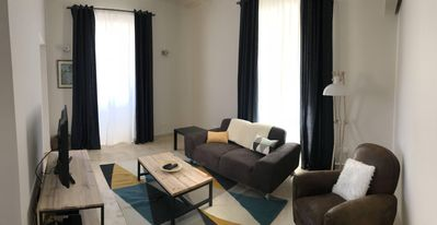 Melita apartment in Malta with WiFi & integrated air conditioning.