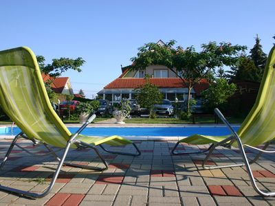 Photo for Room / Holiday room with pool and garden