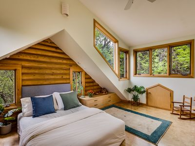 Photo for Boulder Log Home Minutes from Downtown