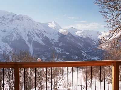 Photo for 3 stars Grand Chalet 12 pers. Orcières 1850