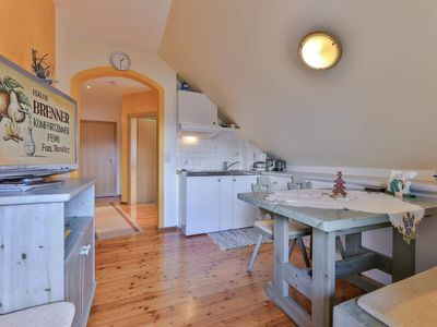 Photo for Holiday flat green / 2 bedrooms / shower, WC - Haus Brenner