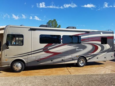 Photo for Dual Master Suites 38+ foot RV Garage