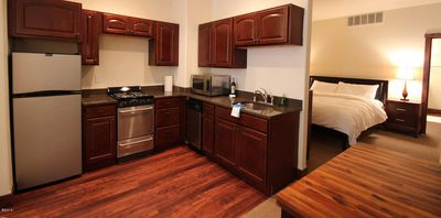 Photo for WHITEFISH DOWNTOWN SUITES - SUITE #5 - DOWNTOWN. LUXURY CONDO.