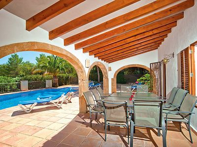 Photo for Vacation home Pomeraj in Jávea/Xàbia - 8 persons, 4 bedrooms