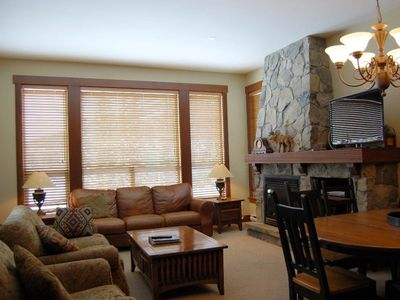 Photo for Big White Stonebridge Lodge 3 Bedroom Condo with Private Hot Tub