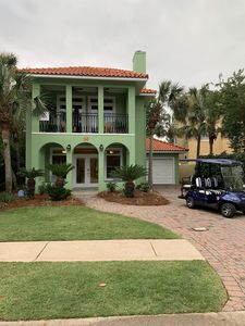 Photo for 4 BR Modern Luxury In Destiny East - Steps Away From Beach - With Golf Cart