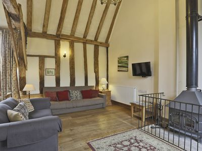 Photo for Tithe Barn at Wattisham Hall