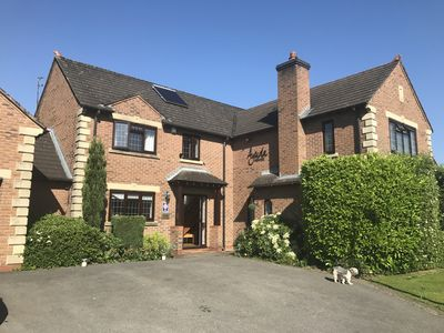 Photo for Ayuda House, Bowdon, Cheshire, luxury 6 bed, sleeps 10+