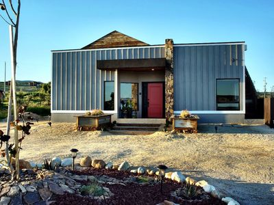 Photo for BEAUTIFULL GREAT LOCATED VINEYARD HOUSE (CASA MAZAHUA)  IN VALLE DE GUADALUPE
