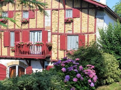 Photo for COTTAGE FARM BIO AYHERRE 3 STARS IN THE HEART OF THE BASQUE COUNTRY BETWEEN SEA AND MOUNTAIN.