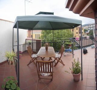 Photo for Cozy attic with views of Mount Etna