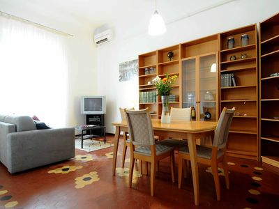 Photo for FLORENCE ARMONIA, bright and quiet apartment in Florence, for 4 people