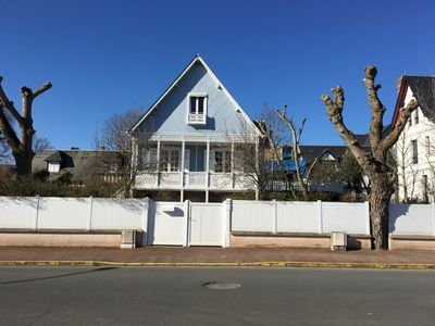 Photo for Beautiful house by the sea in Deauville