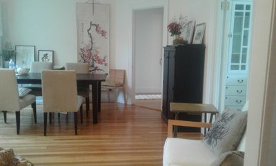 Photo for Sunny, Quiet Top-Floor 2BR Apartment in Harvard Square