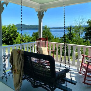 Photo for Stunning 4BR on Lake Otsego with Private Dock