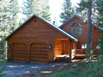 Photo for Beautiful Tahoe Donner House