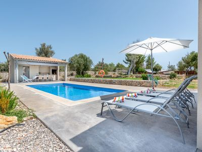 Photo for Beautiful Country House with Pool, Lawn, Terrace & Wi-Fi; Parking Available