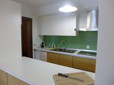 Photo for Apartment 277 m from the center of Silvaplana with Parking, Internet, Washing machine, Balcony (809823)
