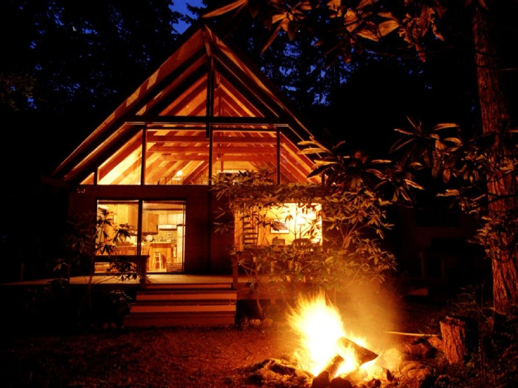 Most popular rental at the lake cozy homeaway for Cabin rentals olympic national forest