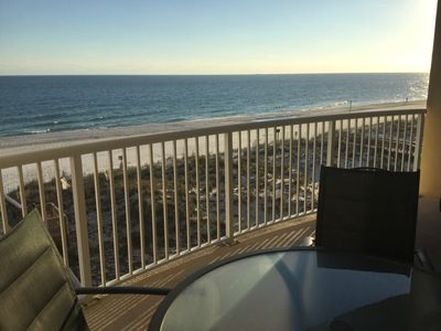 Photo for April 12-18 Available- Great Curved Balcony-Overlooking the Beach-Great rates