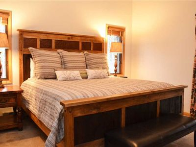 Photo for 30 White Cloud Drive: 3 BR / 2.5 BA private home in Breckenridge, Sleeps 8