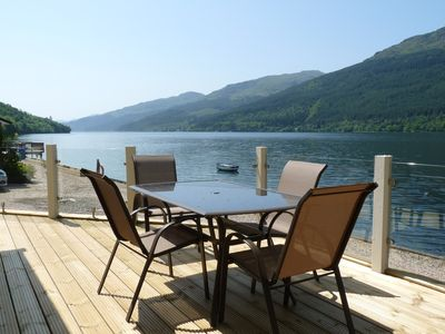 Photo for Ardmay, Arrochar, stunning lochside location