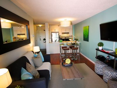 Photo for Stylish Calgary Downtown Executive Suite