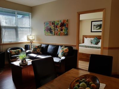 Sunset Resorts Canmore And Spa 1 Bedroom 1 Bathroom With Jacuzzi Canmore