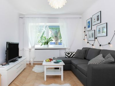 Photo for One-Bedroom apartment in Warsaw Nowolipie 31/18