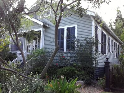 Photo for 2 BR Galveston Cottage in Historic District- Sleeps 4, Wi-Fi