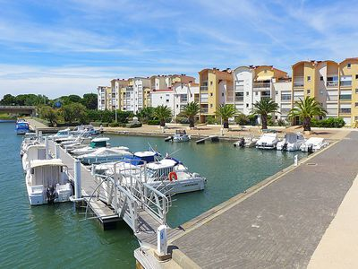 Photo for Apartment Les Marines II in Gruissan - 4 persons, 1 bedrooms