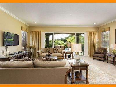 Photo for Reunion Resort 243 - Superior villa with private pool & game room near Disney